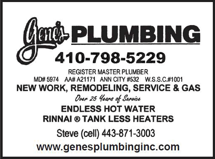 Plumbing Southern Anne Arundel Chamber Of Commerce