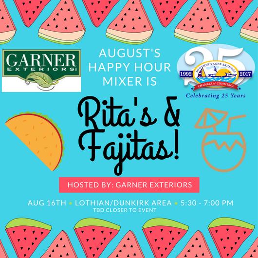 'Ritas and Fajitas Happy Hour