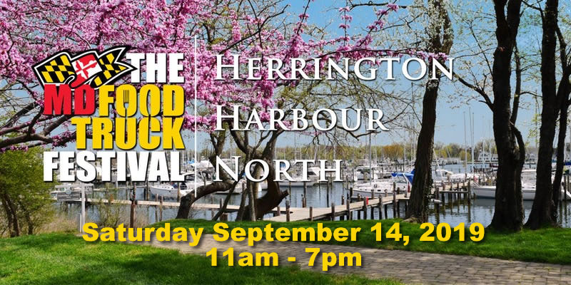 MD Food Truck Festival at Herrington Harbour North